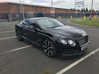 Bentley GT speed W12