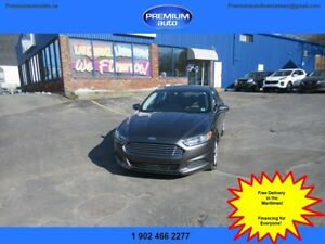 2015 Ford Fusion S $106 B/W OAC