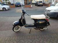 Black vespa px for sale