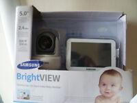 Samsung HD Baby Video Monitoring