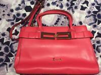 Pink Harrods Handbag new