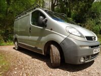 Vauxhall Vivaro Sportive 1.9 DTI, GWO, 6 Speed. NO VAT!