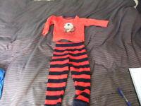 18-24 Month Fleece Monkey Pyjamas
