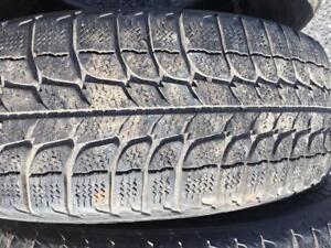4 pneus d hiver 185/65r15 michelin