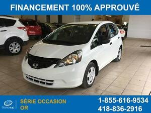 Honda FIT Dx Automatique , A/c 2012