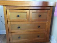 Mothercare Harrogate Changing Unit - Heritage. Great Condition