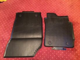 Audi a1 car mats and boot liner