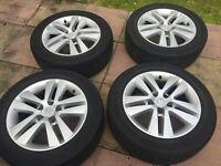 Vauxhall Astra SXI/SRI alloy wheels 16' inch (Corsa, zafria, design, active, life)