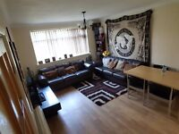 SINGLE Room available in Flat, HUGE Lounge & separate kitchen, £300 plus bills