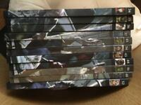 Marvel Ultimate graphic novel collection books