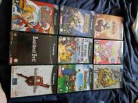 Gamecube/Gameboy/xbox games and consoles