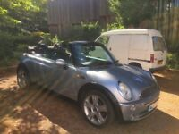 MINI Convertible 1.6 Cooper 2dr | Full service history | 12 month MOT | Low mileage