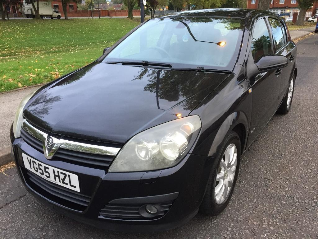 2005 VAUHALL ASTRA ELITE CDTI 1.7 DIESEL 5DOOR FULL SERVICE HISTORY LEATHER SEATS ONE FORMER KEEPER