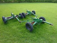 Gang Mowers Ransome