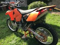 Ktm 200 exc 2004
