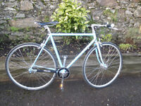 Classic Bicycle - Dave Marsh Frame handbuilt