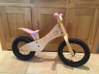 Early Rider Classic 12/14inch wooden balance bike