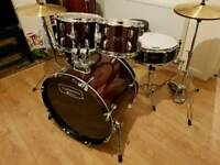 Mapex Tornado Drum Kit inc Hardware & Cymbals (TOTALLY unmarked)