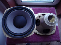 """Tannoy Monitor HPD 295 10"""" Drive Units"""