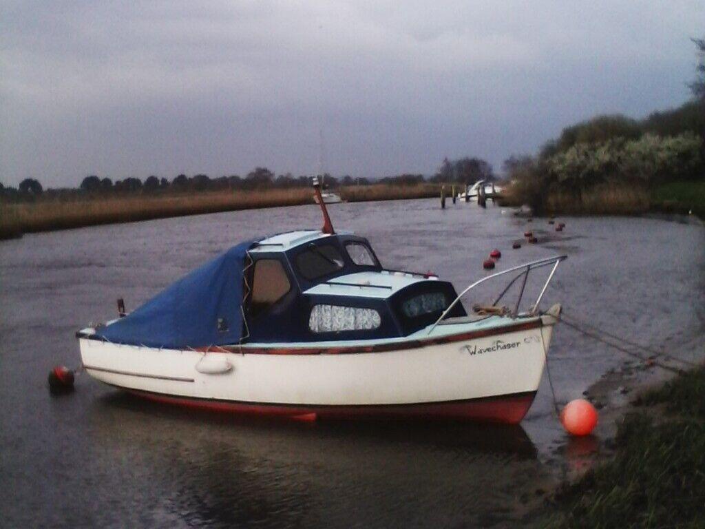Parkstone Bay 21 ft motor boat for sale | in Wareham, Dorset | Gumtree