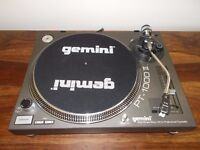 Gemini pt1000 Direct Drive Turntable/Technics 1210/1200 alternative/uk delivery avalable