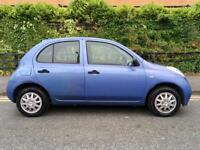 2004 Nissan Micra S 1.2 Low Miles Very Reliable. 5 Door
