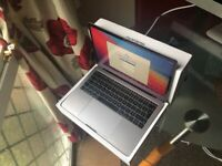2017 MacBook Pro with Retina Display, intel core i7 , 512GB SSD , 16GZb RAM