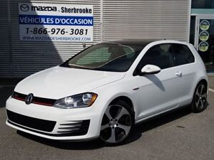 2015 Volkswagen Golf GTI AUTOBAHN TOIT OUVRANT MAGS 18''
