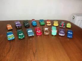 Disney Pixar Toy's cars