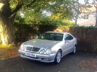 Mercedes clk 2001. 11 months MOT