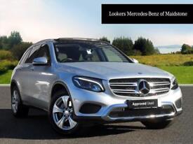 Mercedes-Benz GLC Class GLC 220 D 4MATIC SPORT PREMIUM (silver) 2016-07-28