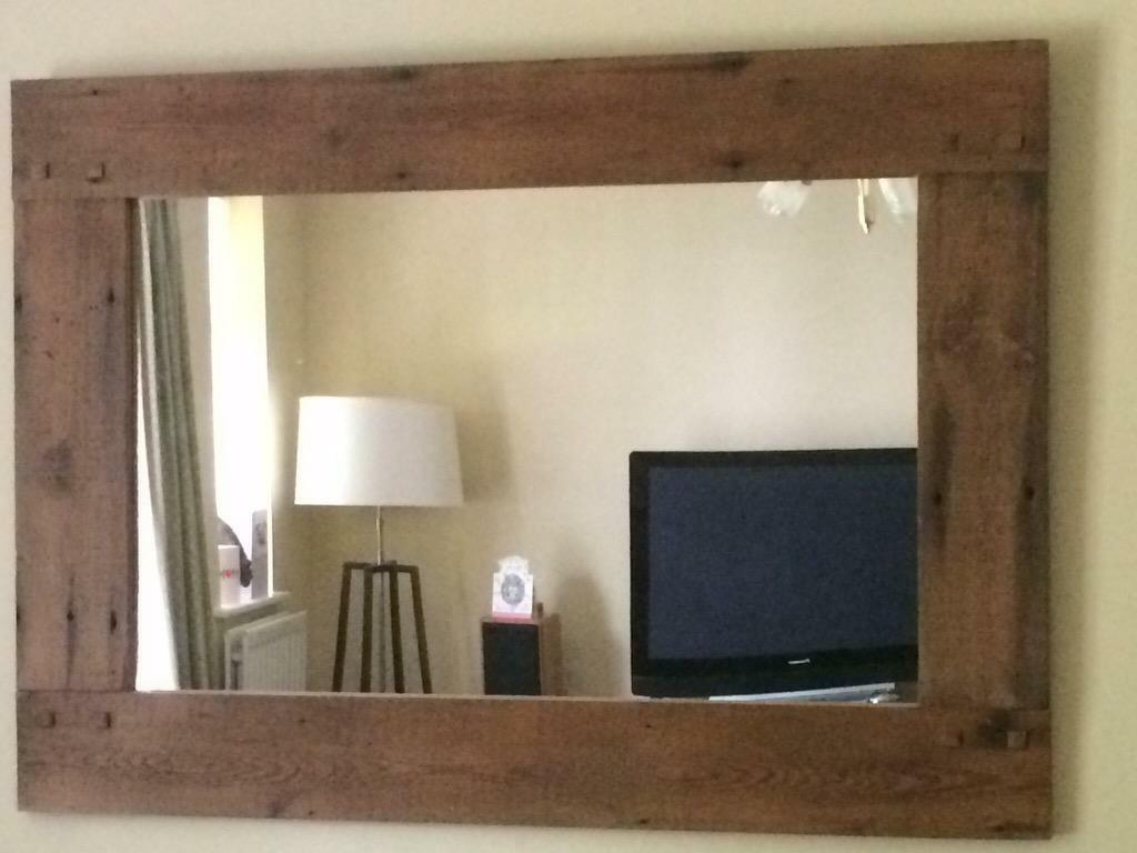 Large mirror for sale in stevenage hertfordshire gumtree for Big mirrors for sale