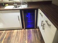 RUSSELL HOBBS RH34WC1 STILL BOXED BRAND NEW WINE COOLER