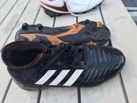 Adidas football boots firm ground