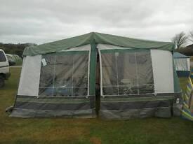 Dorema awning size 6