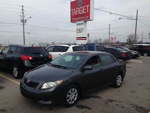 2010 Toyota Corolla CE Very Clean, Great On Gas !!!!!!!!!