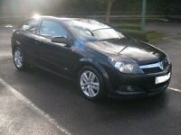 Vauxhall astra sxi 3 door 2008 1.4 with parrot bluetooth