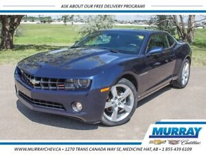 2010 Chevrolet Camaro RS 2LT *Leather *Manual *Boston Sound