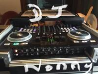 DJ Nonny—— Afro / HipHop party Dance Hall