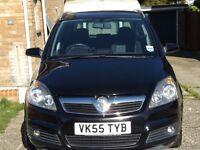 Vauxhall Zafira SRI 150 HP Diesel MOT Oct 19