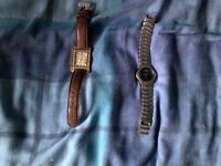 2 Men's Watches For Sale