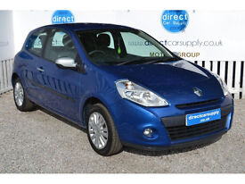 RENAULT CLIO Can't egt car finance? Bad credit, unemployed? We can help!