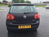 CHEAP 2004 VW GOLF 2.0 GTTDI (140 BHP) £1450