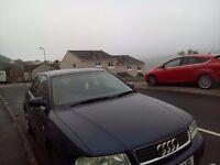 Audi A4 Se, 1781CC Petrol, 4DR, Manual (t699abl)