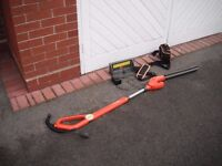 Flymo Sabre Cordless Hedge Trimmer for sale