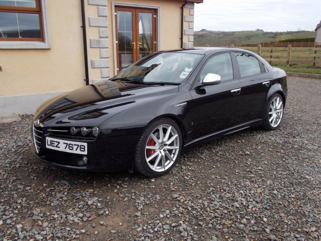 alfa romeo 159 ti 2 4 diesel 200bhp sold in omagh. Black Bedroom Furniture Sets. Home Design Ideas