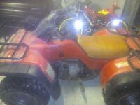 Farm quad honda foreman 400