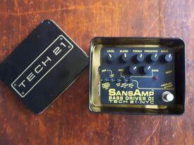 Sans Amp Bass Driver DI V2 for sale £180