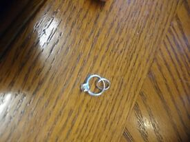 Links Of London ring charm