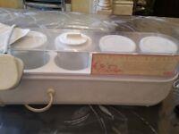 Salton yoghurt maker